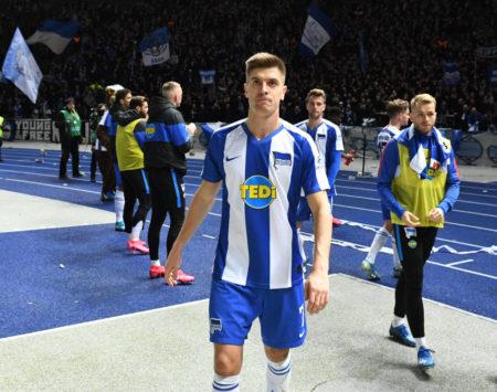 Krzysztof Piatek Hertha BSC