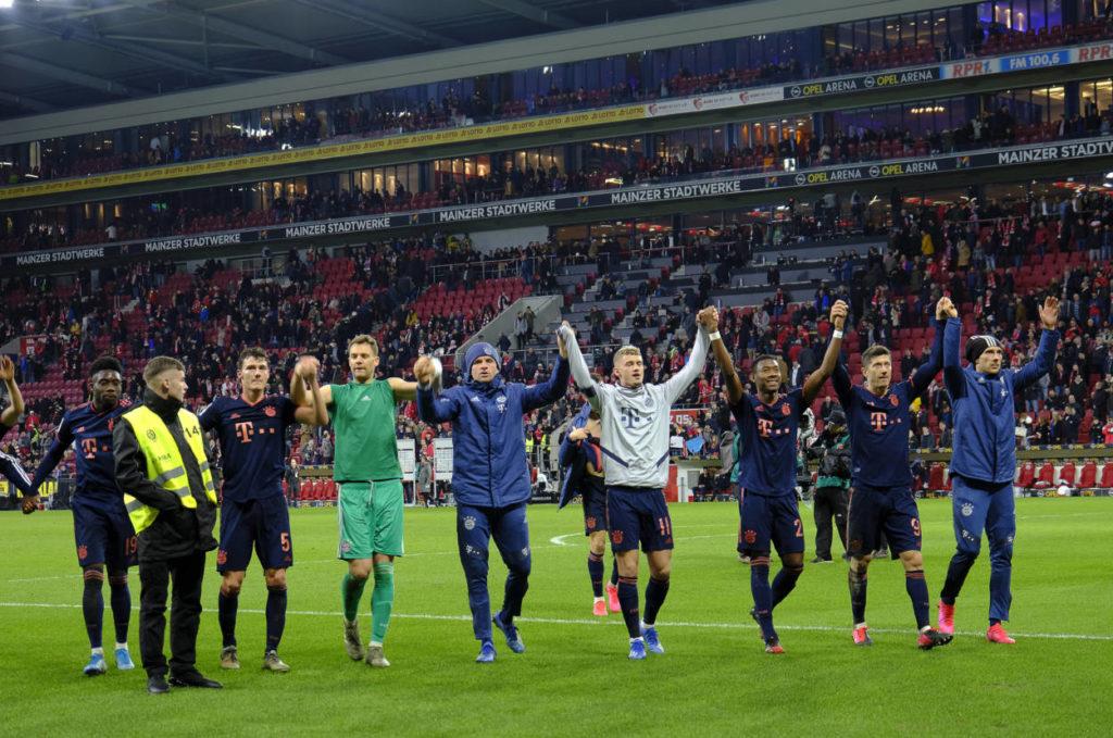 Mainz 05 - FC Bayern München 1:3