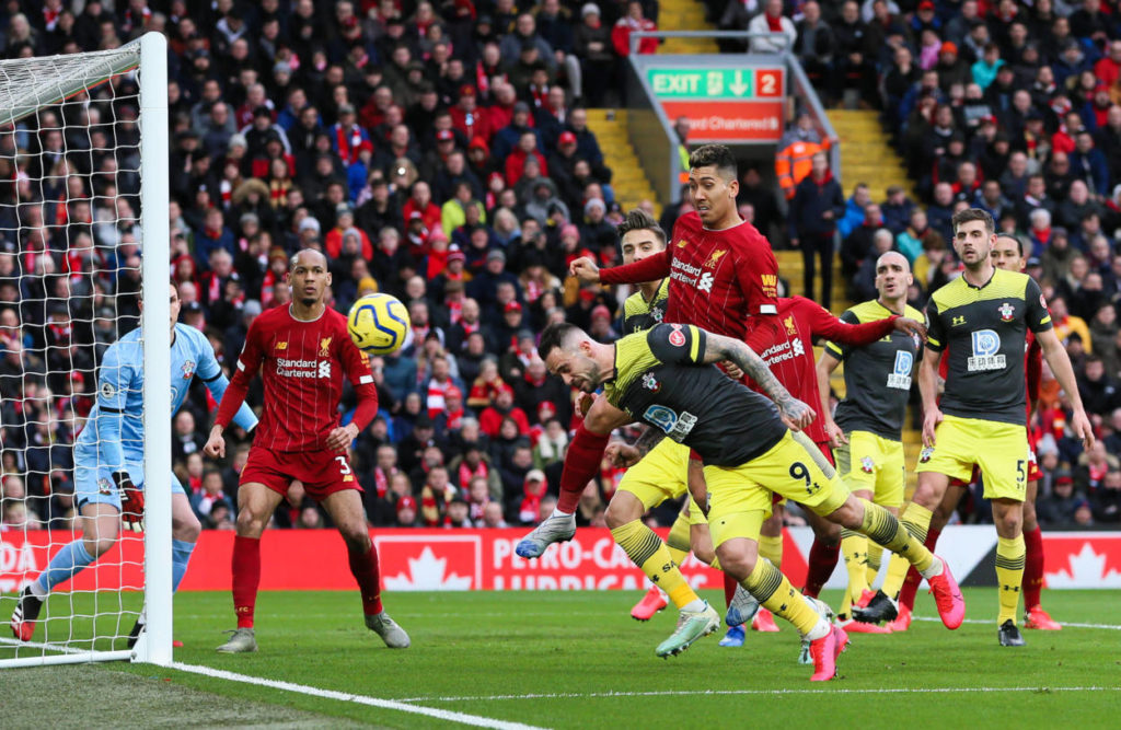 FC Liverpool FC Southampton Danny Ings