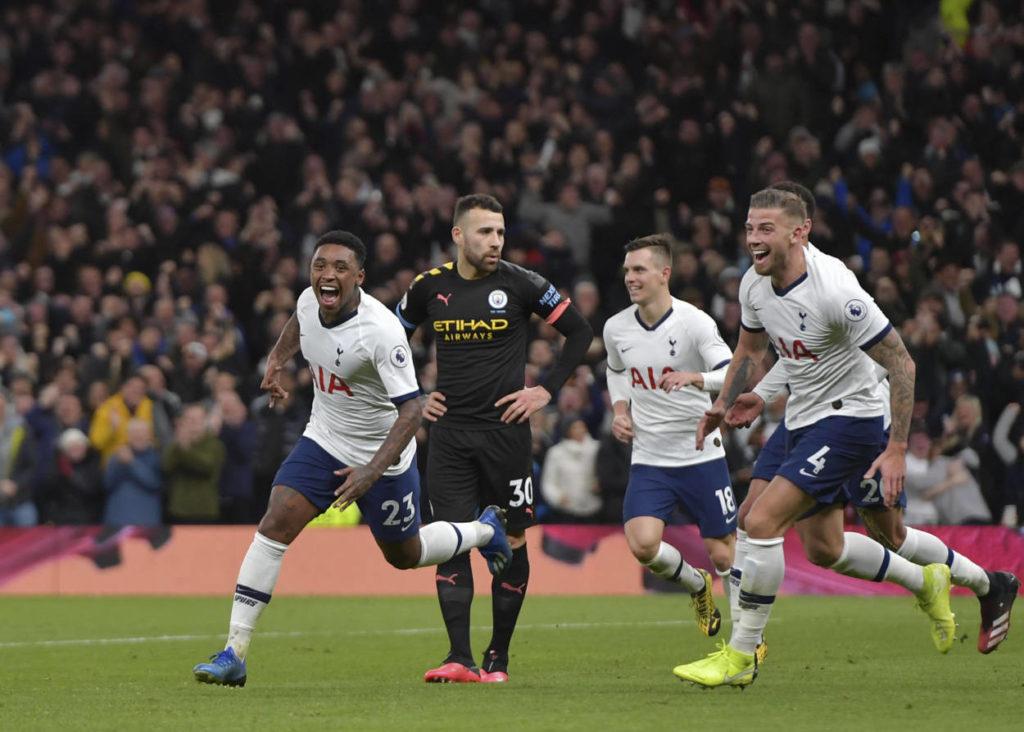 Steven Bergwijn Tottenham Hotspur