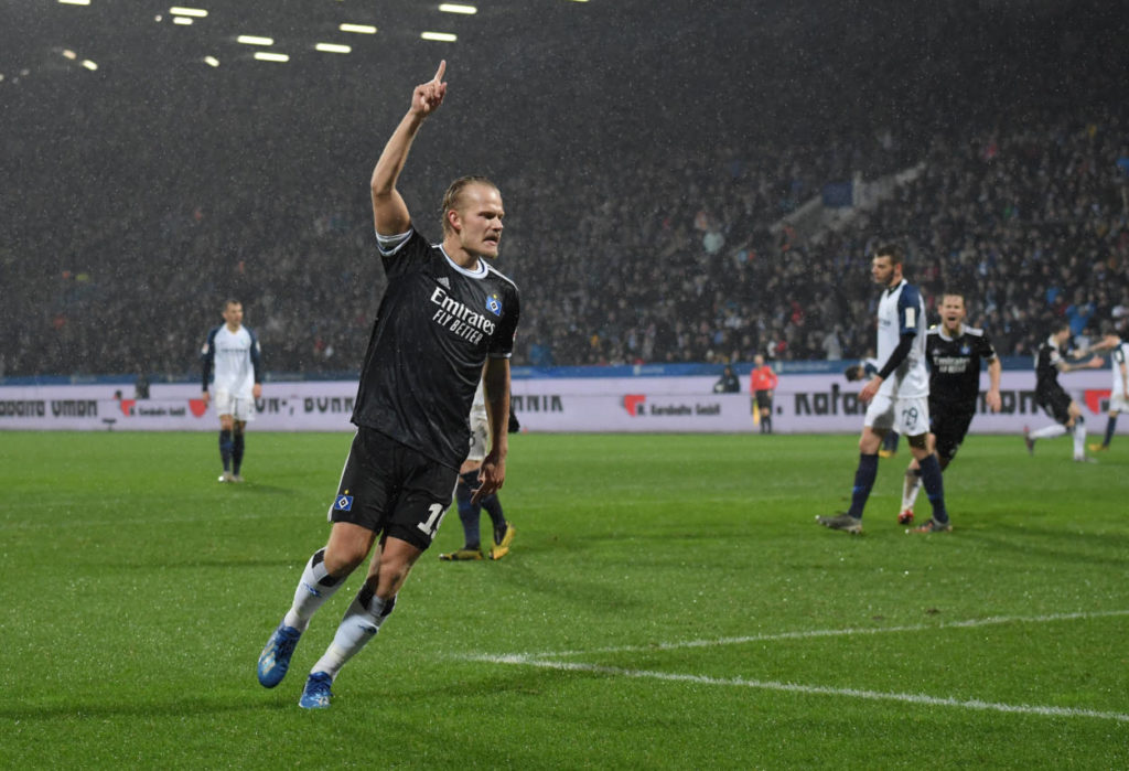 Joel Pohjanpalo Hamburger SV
