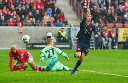 Thomas Müller Mainz FC Bayern