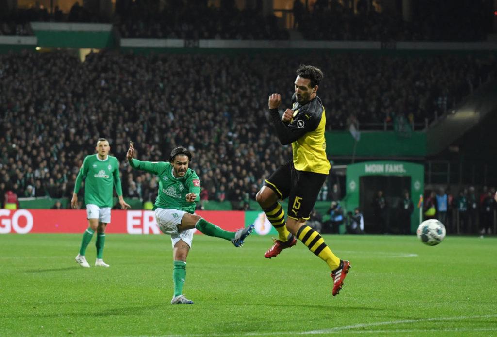 Werder Bremen - Borussia Dortmund 3:2