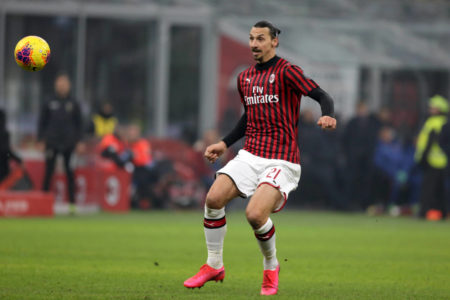 Will Zlatan Ibrahimovic extend his contract with AC Milan?