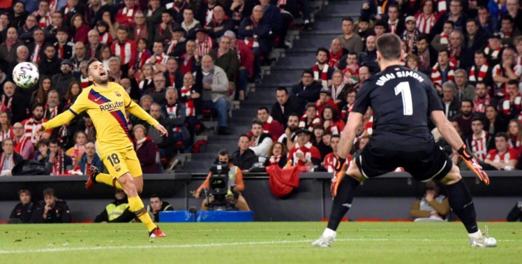 Athletic Bilbao - FC Barcelona 1:0
