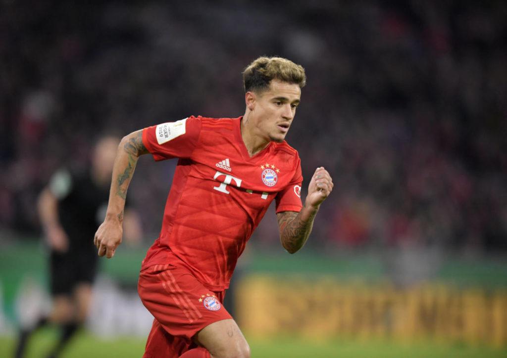 Bayern Munich news – Latest on Philippe Coutinho loan