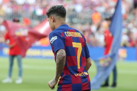 Arsenal offered chance to sign Barcelona star Philippe Coutinho