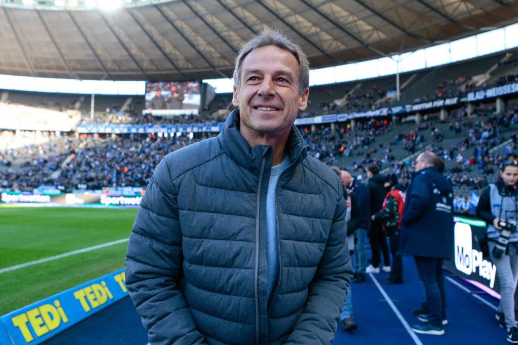 Jürgen Klinsmann Hertha BSC Trainer-Aus