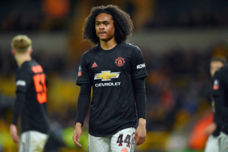 Inter Milan edging closer to agreeing terms with Man United youngster Tahith Chong