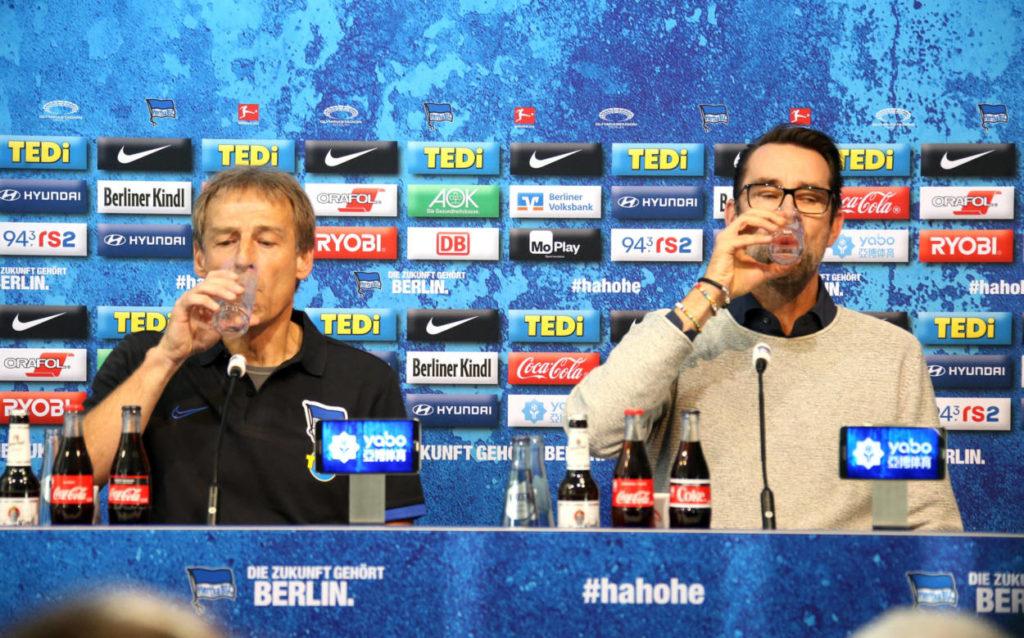 Jürgen Klinsmann Michael Preetz