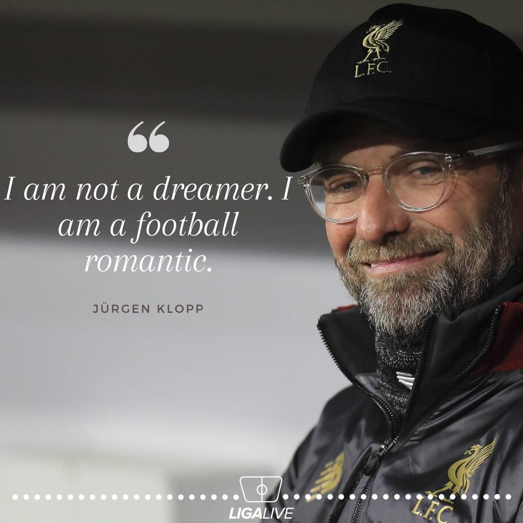 Jürgen Klopp Quote