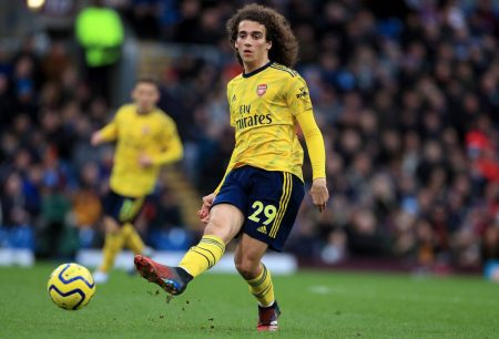 Valencia eyeing up move for Matteo Guendouzi