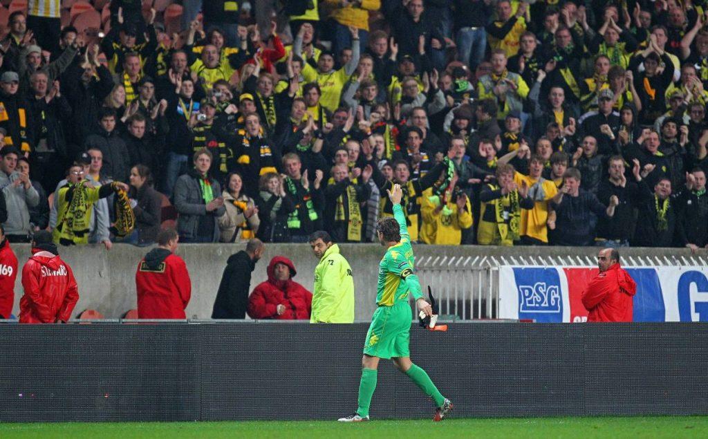 Roman Weidenfeller Paris St.-Germain - Borussia Dortmund 0:0