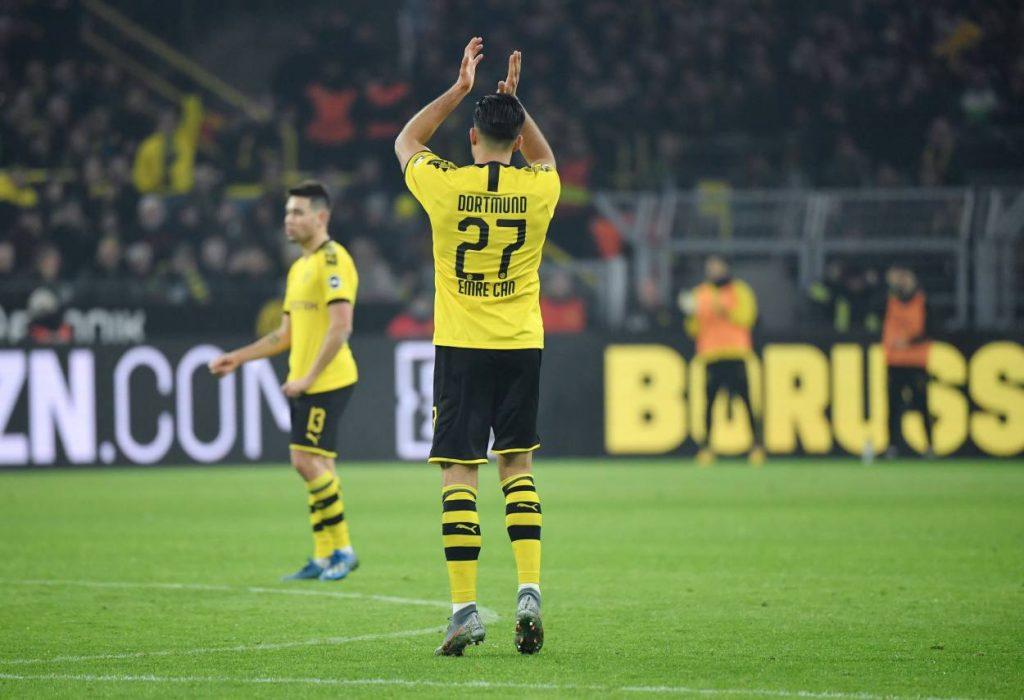 Emre Can Borussia Dortmund