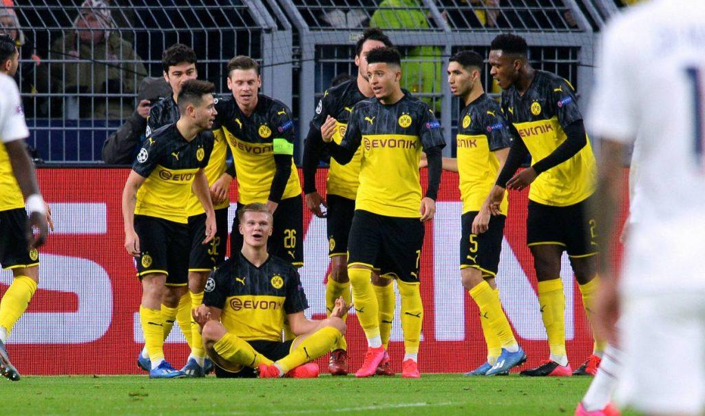 Borussia Dortmund Erling Braut Haaland