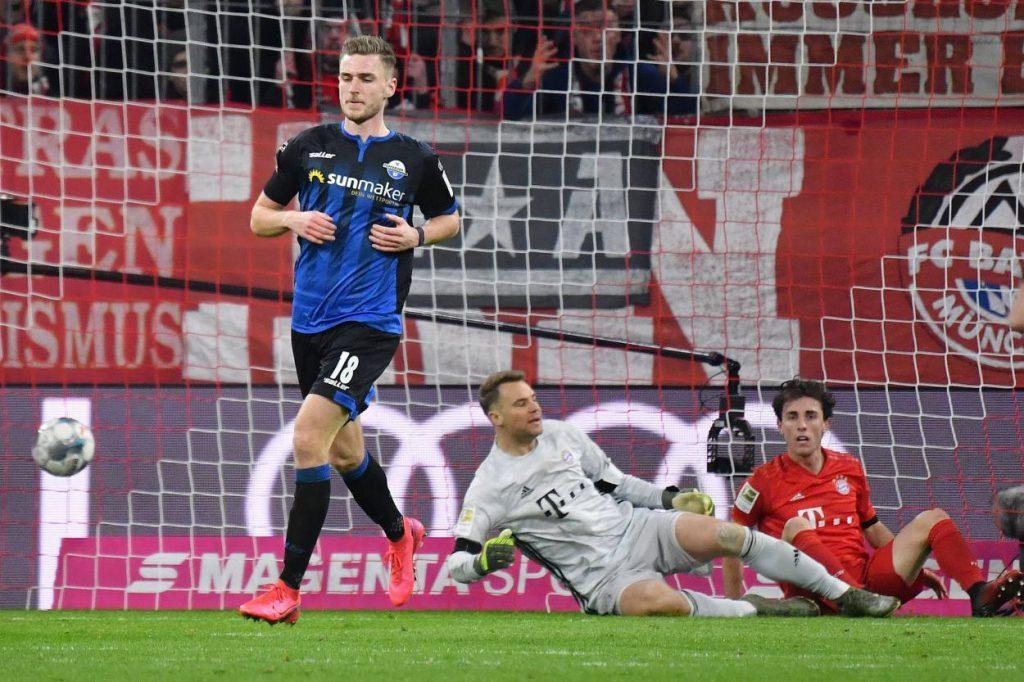 Manuel Neuer SC Paderborn