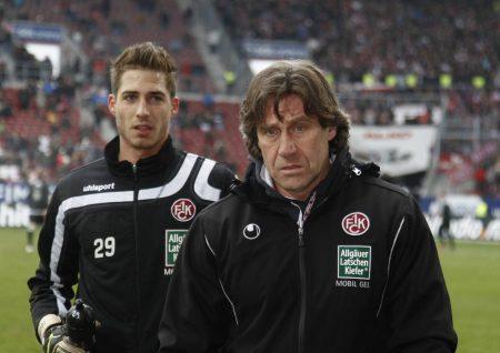 Gerald Ehrmann 1. FC Kaiserslautern