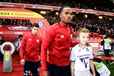 Renato Sanches OSC Lille