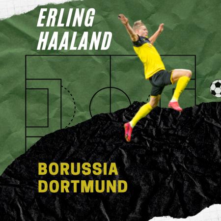 Erling Haaland BVB