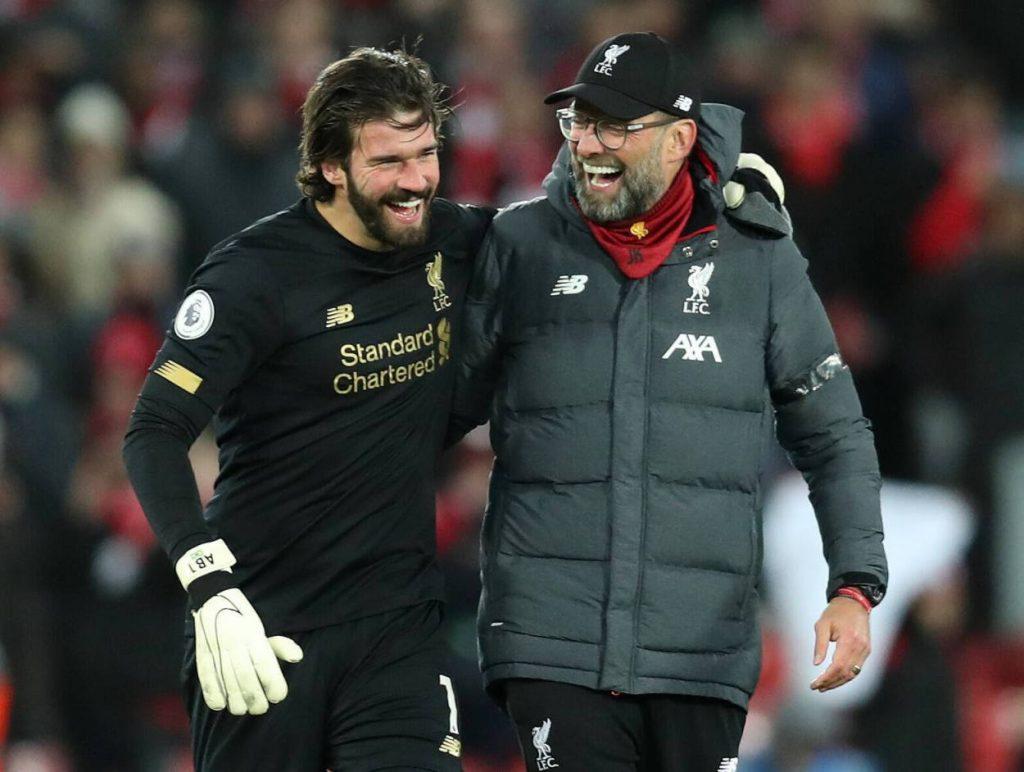 Liverpool receive mixed injury news ahead of Fulham clash