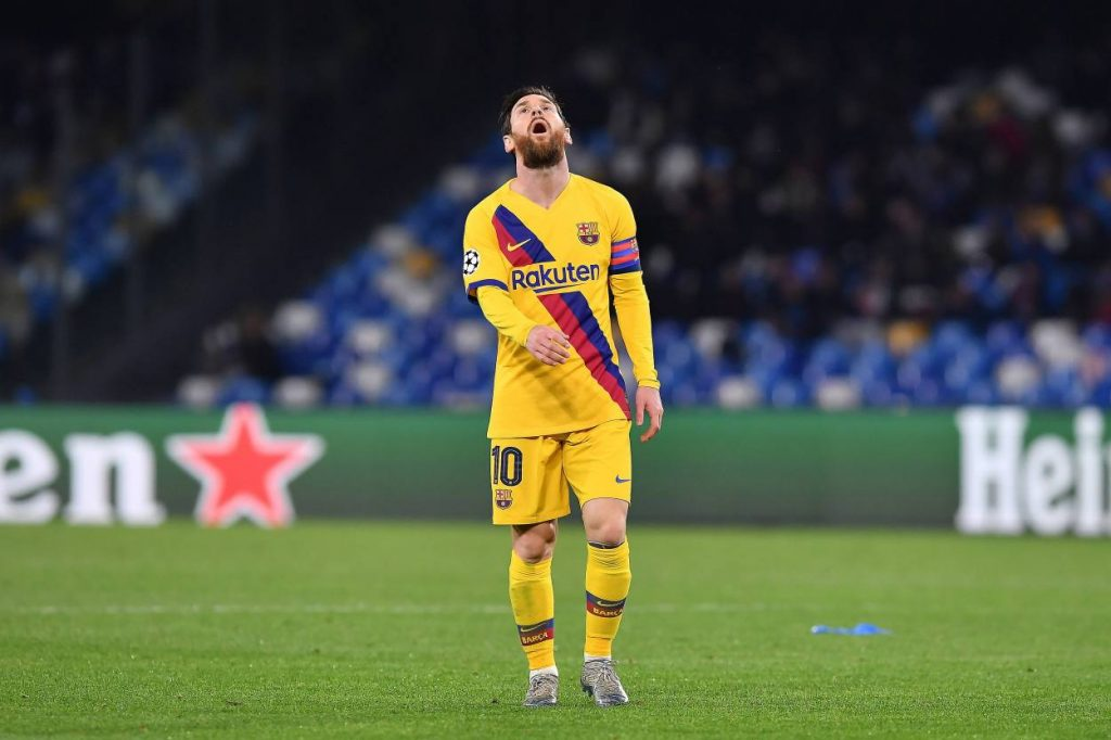Barcelona news: Messi blamed for star's failure