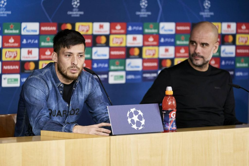 Pep Guardiola Real Madrid - Manchester City