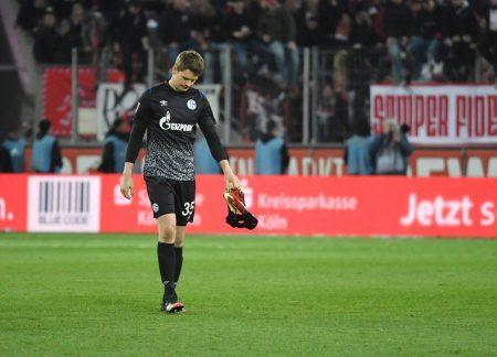 Alexander Nübel BVB FC Bayern Leihe