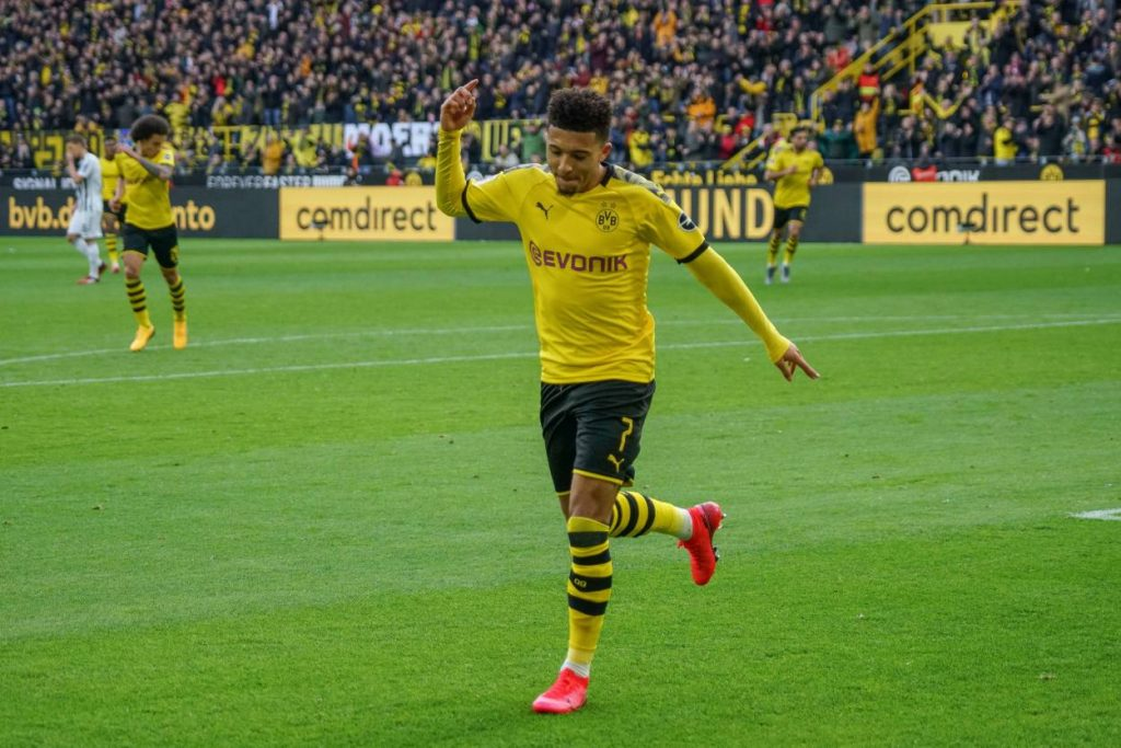 Sancho agrees personal terms with Man Utd