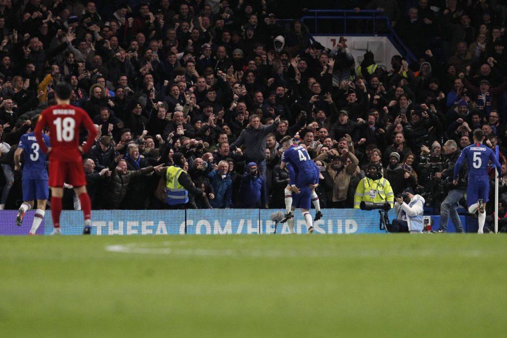 FC Chelsea - FC Liverpool 2:0