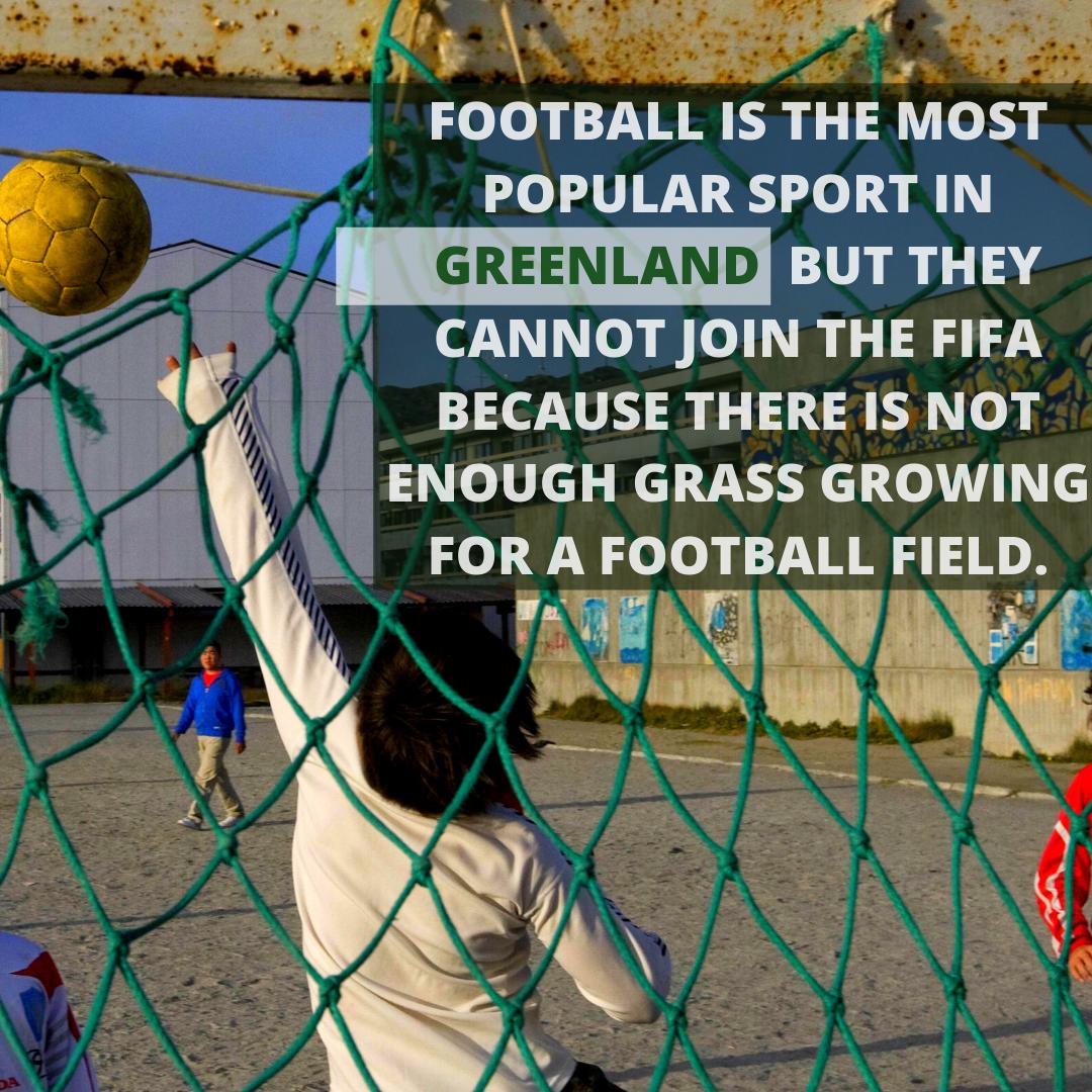 Greenland football