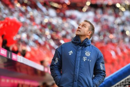FC Bayern München Hans-Dieter Flick