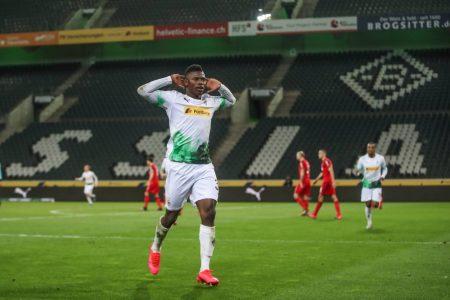 "Borussia Mönchengladbach - 1. FC Köln ,,Geisterspiel"""