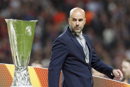 Peter Bosz Europa League