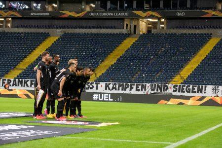 Eintracht Frankfurt - FC Basel 0:3