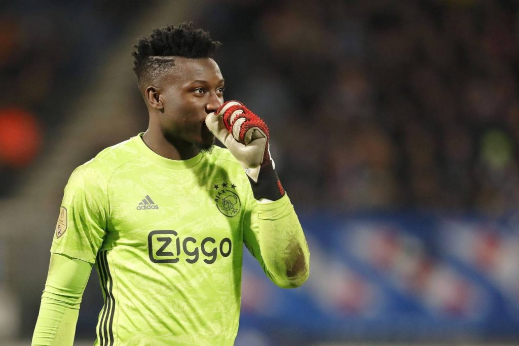 Hakim Ziyech hoping to convince Chelsea to sign Ajax teammate Andre Onana