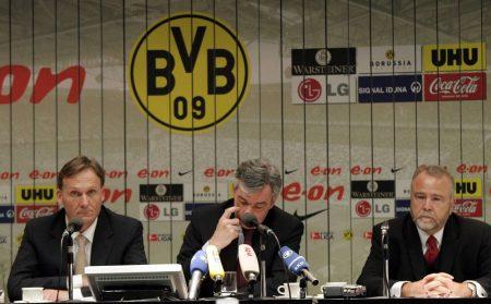 Borussia Dortmund 2005 Hans-Joachim Watzke