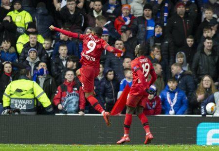 Glasgow Rangers - Bayer Leverkusen 1:3