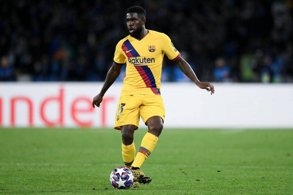 How will Barcelona line up against PSG in the first leg R-16 Champions League clash