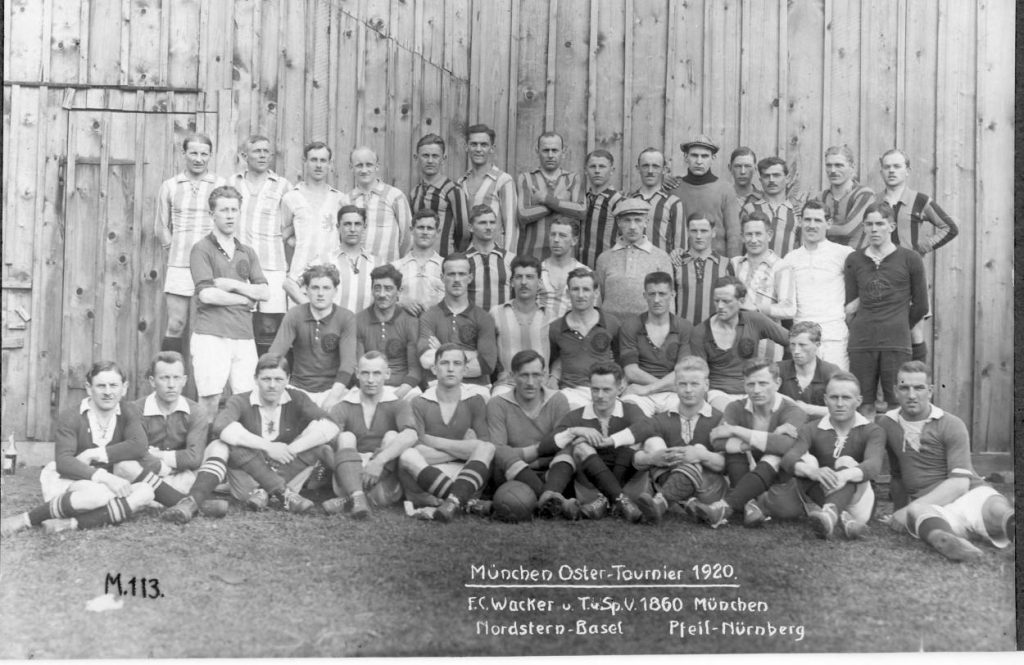 Wacker München 1920