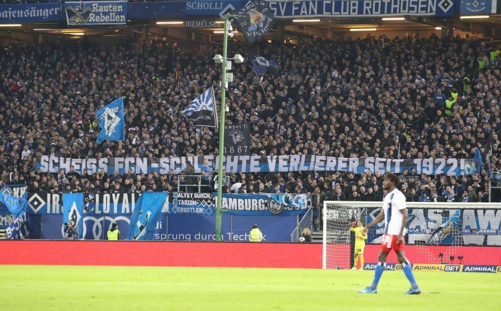 Hamburger SV 1. FC Nürnberg