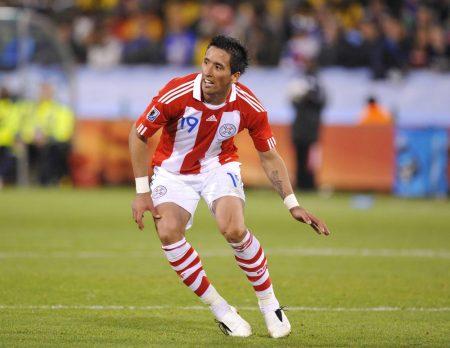 Lucas Barrios Paraguay