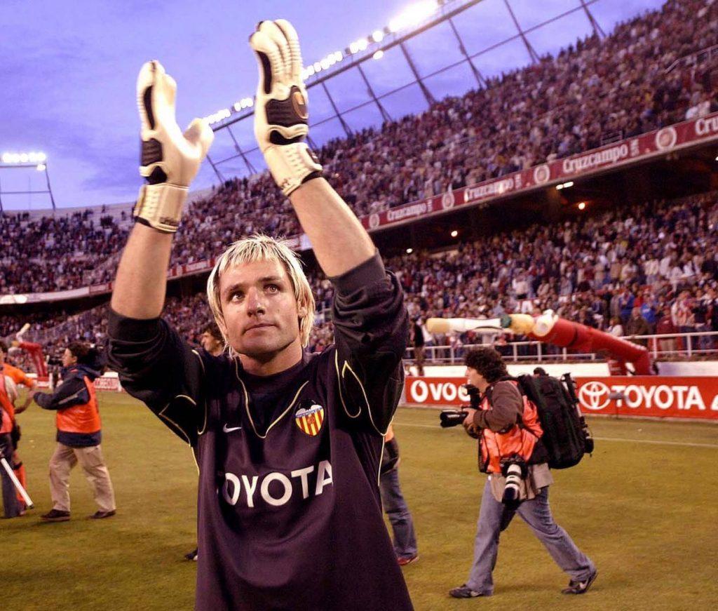 Santiago Canizares FC Valencia