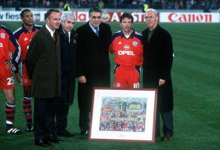 Lothar Matthäus 60 Bundestrainer