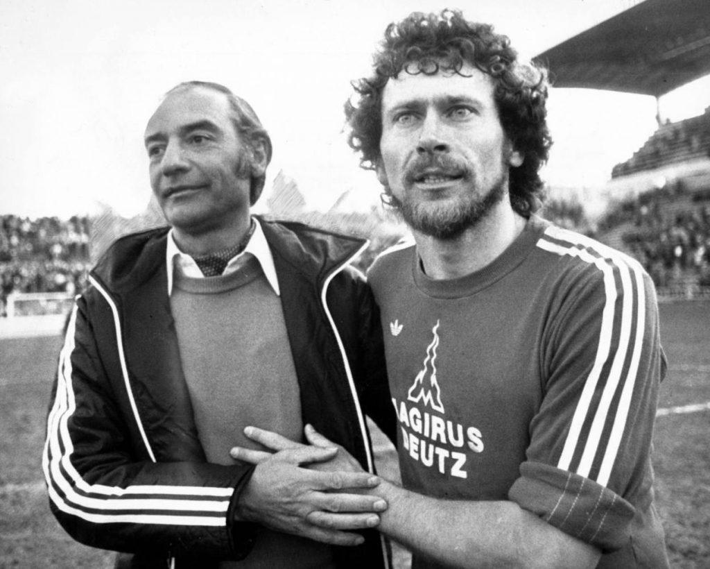 Borussia Mönchengladbach - FC Bayern München 1:7 24. März 1979