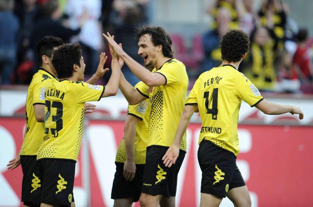 1. FC Köln Borussia Dortmund 23. März 2012