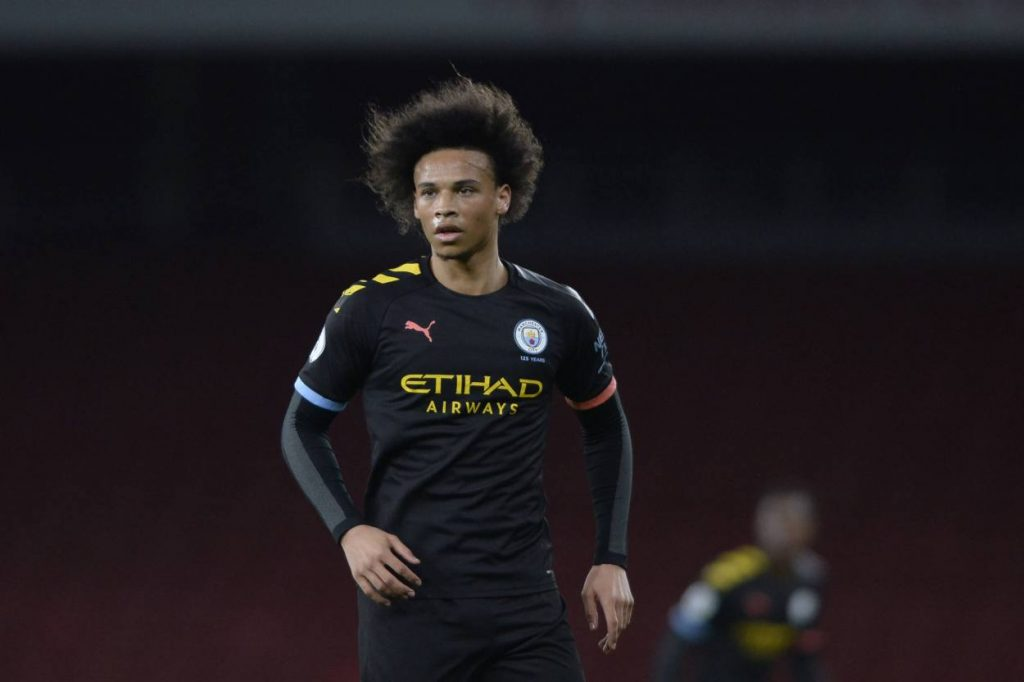 Sane has long been linked with a move to Bavaria