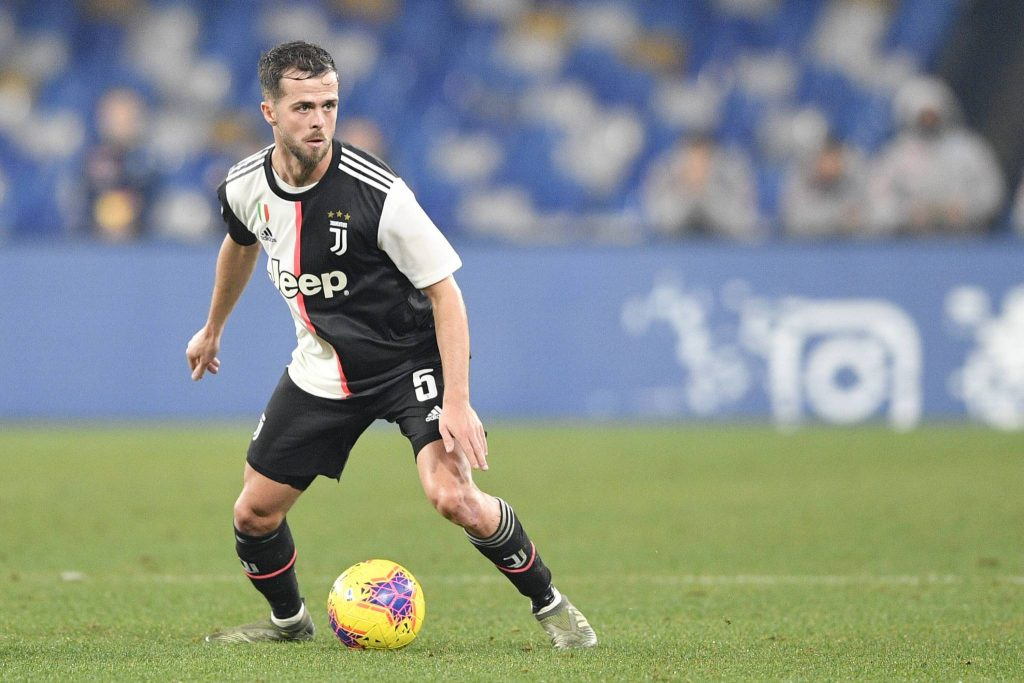 Miralem Pjanic to Barcelona is moving closer