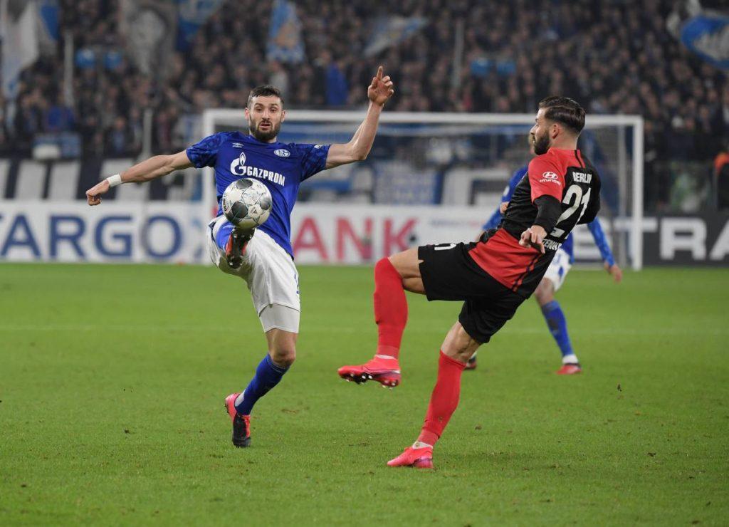 Caligiuri, Schalke, Hertha BSC,