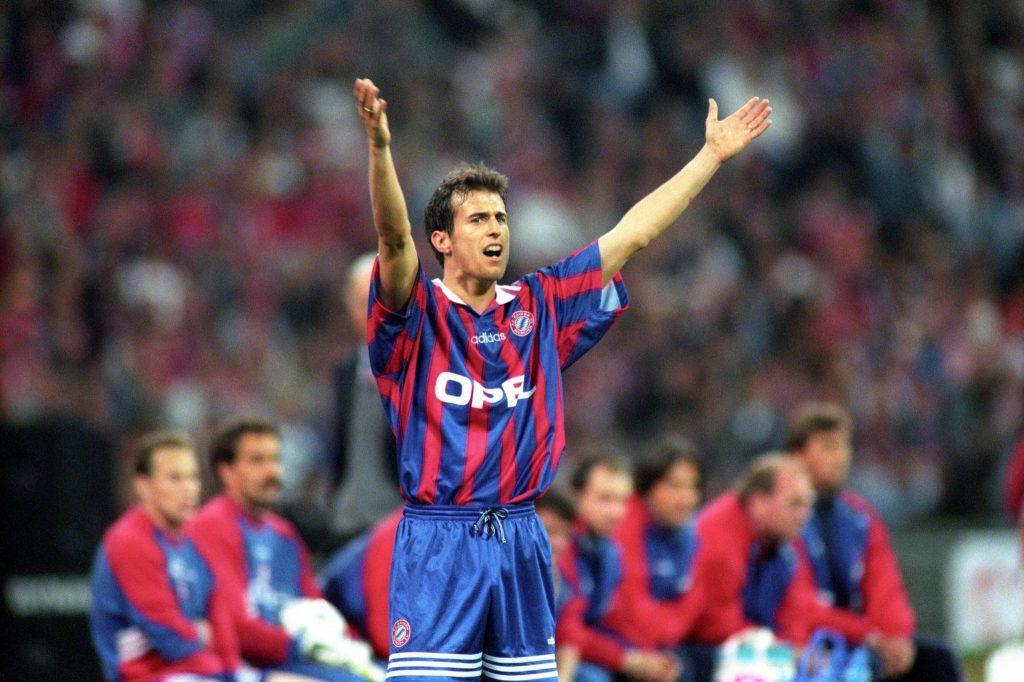 Mehmet Scholl FC Bayern