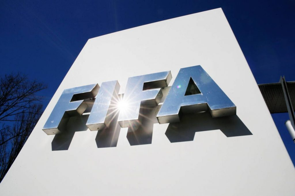 FIFA, Logo, Schweiz
